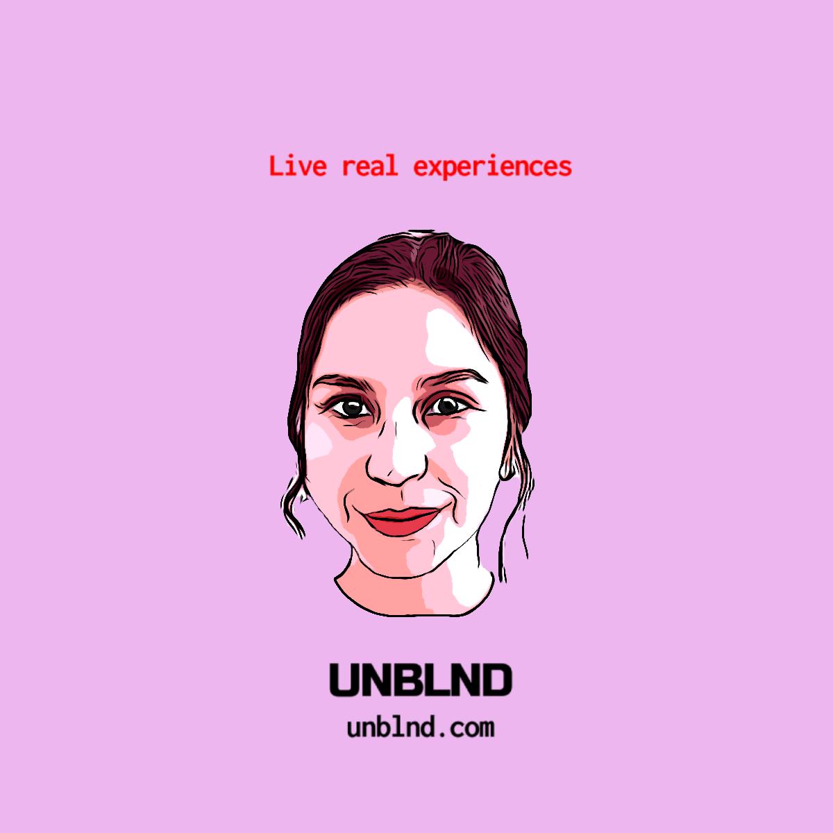 Ambassador Iara - Make new friends | UNBLND